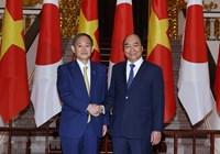 Việt Nam - Nhật Bản ký kết 12 văn kiện với tổng trị giá gần 4 tỉ USD