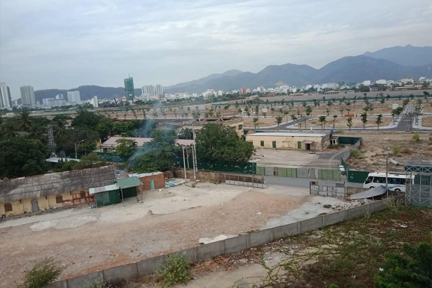Thanh tra Chính phủ đang thanh tra việc chấp hành chính sách, pháp luật liên quan đến các dự án BT sử dụng quỹ đất thanh toán tại khu vực sân bay Nha Trang, tỉnh Khánh Hòa trong vòng 40 ngày. Ảnh: Nhiệt Băng