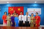 CĐCS Khối cơ quan chuyên môn huyện Cai Lậy Đại tổ chức đại hội lần thứ I