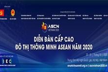 Thủ tướng Nguyễn Xuân Phúc dự Diễn đàn đô thị thông minh ASEAN 2020