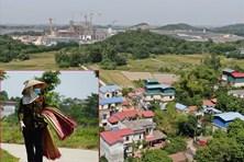 Người dân mang chiếu, dựng lều bạt chặn đường vào bãi rác lớn nhất Hà Nội