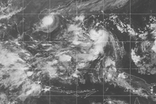 Tin áp thấp mới nhất: Lại xuất hiện áp thấp nhiệt đới mới nối đuôi bão số 8