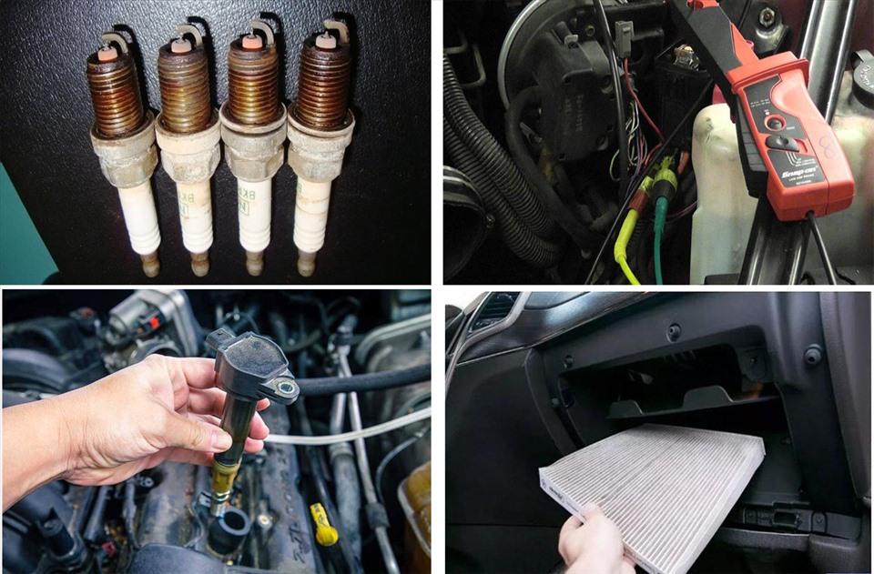 5 nguyên nhân có thể khiến động cơ ôtô bị giảm công suất