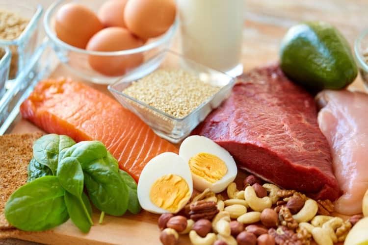 Những món ăn có lượng protein cao dành cho người giảm cân