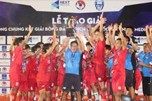 U15 PVF vô địch U15 Quốc gia 2020 sau bữa tiệc bàn thắng