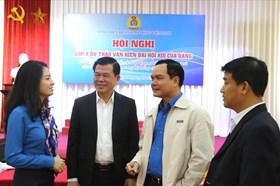 Phát huy vai trò của tổ chức công đoàn trong hệ thống chính trị Việt Nam