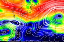 Bão số 9 Molave cực kỳ nguy hiểm sức tàn phá rất lớn nếu giữ sức gió dự báo
