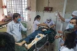 Cứu 33 người trong vụ lở đất ở Trà Leng, còn 13 người mất tích