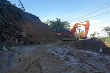 Vụ sạt núi, vùi 53 người ở Nam Trà My: Đã tìm thấy 16/53 thi thể nạn nhân