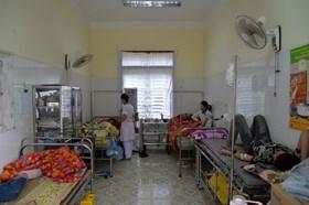 Sở Y tế Sơn La thông tin vụ hàng chục học sinh ngộ độc sau bữa ăn ở trường