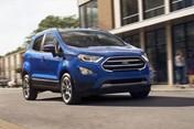 Ford EcoSport 2020 ra mắt đối đầu Kia Seltos, Hyundai Kona