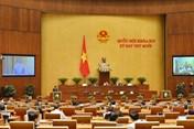 Trình Quốc hội bãi nhiệm tư cách đại biểu với ông Phạm Phú Quốc