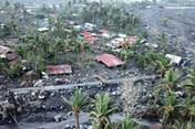 Tin bão mới nhất: Vùng hứng siêu bão Goni oằn mình đón bão mới