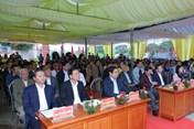 Trưởng Ban Tổ chức Trung ương dự Ngày hội Đại đoàn kết tại Thanh Hóa