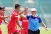 HLV Park Hang-seo bổ sung cầu thủ chưa đầy 17 tuổi cho U22 Việt Nam