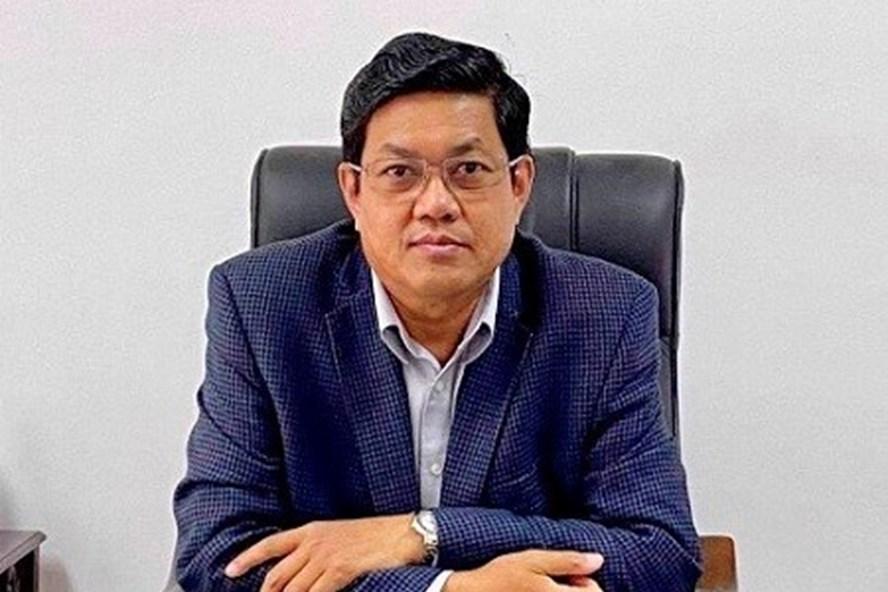 Đại sứ Myanmar tại Việt Nam Kyaw Soe Win - Ảnh VGP/Thùy Dung