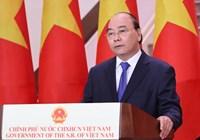 Thủ tướng Nguyễn Xuân Phúc dự khai mạc Hội chợ Trung Quốc - ASEAN