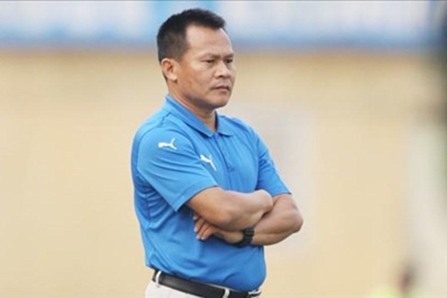 Ông Lư Đình Tuấn tạm thời dẫn dắt TPHCM. Ảnh: Bằng Lăng