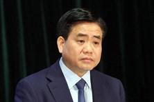 Vụ cựu Chủ tịch Hà Nội Nguyễn Đức Chung chiếm tài liệu mật: Vì sao xử kín?