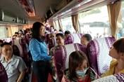 LĐLĐ Đồng Nai chi 4.000 phần quà và 1.500 vé xe chăm lo Tết Tân Sửu cho NLĐ