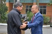 Huấn luyện viên Park Hang-seo và tấm chân tình với bóng đá nữ Việt Nam