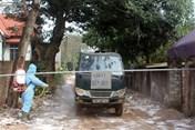 Hà Nội: Khẩn trương khoanh vùng ổ dịch cúm gia cầm H5N6 tại Chương Mỹ