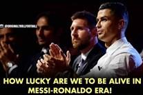 Ảnh chế: Messi khó thành công ở Ngoại hạng Anh, Salah dự Olympic Tokyo