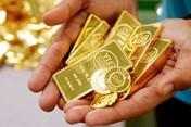 Giá vàng tăng 9 USD, hướng đến đỉnh mới 1.630 USD