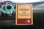 Mới nhất dịch COVID-19: Nguy cơ lây nhiễm COVID-19 từ thang máy