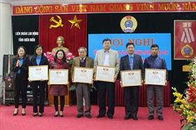Tng kt Hi Cng tác viên tuyên truyn LL tnh in Biên nm 2019