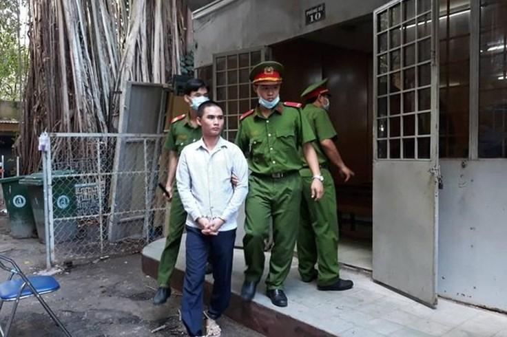 TPHCM: Tử hình kẻ giết tài xế GrabBike rồi cướp sạch tài sản