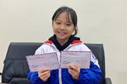 Gặp bé gái viết thư gửi Thủ tướng, góp lì xì mua khẩu trang tặng mọi người