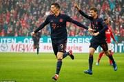 Thắng nhẹ Mainz 3-1, Bayern Munich trở lại ngôi đầu