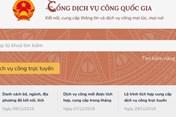Cục CSGT hướng dẫn việc nộp phạt trực tuyến