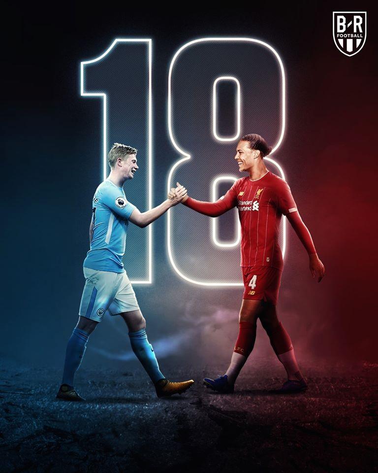Dù bị dẫn trước, Liverpool vẫn thể hiện bản lĩnh của đội đầu bảng để ngược dòng đánh bại West Ham trên sân nhà Anfield. Với chiến thắng này, đội bóng của Jurgen Kloop đã cân bằng thành tích chuỗi 18 trận thắng của Man City.