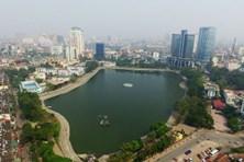 Chủ tịch quận Ba Đình trả lời về đề xuất lấp hồ Thành Công để xây chung cư