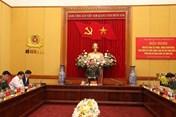 Bộ trưởng Tô Lâm: Đẩy nhanh tiến độ điều tra các vụ án tham nhũng