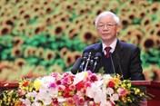 Tổng Bí thư Nguyễn Phú Trọng dự Lễ kỷ niệm 90 năm thành lập Đảng