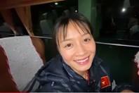 Hoàng Thị Loan có niềm vui bất ngờ sau chiến thắng của tuyển Việt Nam
