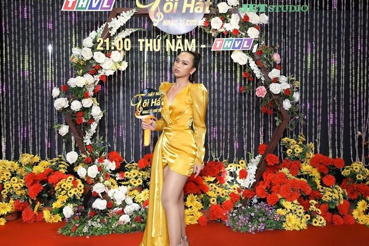Ca sĩ Trương Diễm: Không ngại khi bị nói dùng cả thanh xuân để đi thi