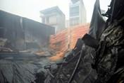 Vụ cháy 8 người chết ở Hà Nội: Khởi tố Giám đốc công ty