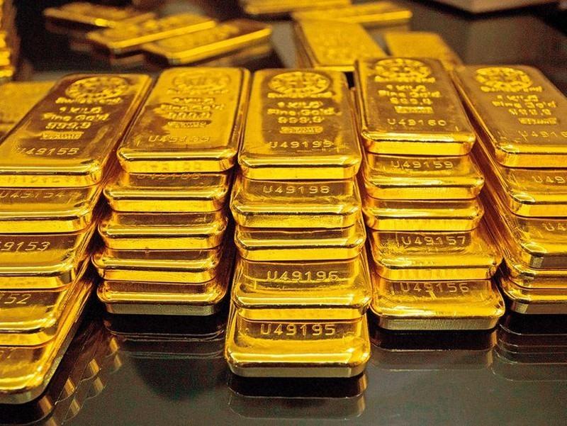Giá vàng hôm nay 19.3: Rơi khỏi ngưỡng kháng cự trước làn sóng bán tháo - giá vàng sjc