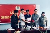 Vĩnh Phúc: Ra mắt công đoàn cơ sở Công ty Cổ phần đầu tư Osum