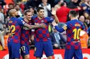Barcelona sẽ yêu cầu được công nhận vô địch nếu La Liga không thể kết thúc