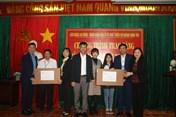 Công đoàn tỉnh Hưng Yên vận động doanh nghiệp tặng khẩu trang cho đoàn viên
