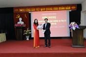 Liên đoàn Lao động tỉnh Thái Bình có Phó Chủ tịch mới
