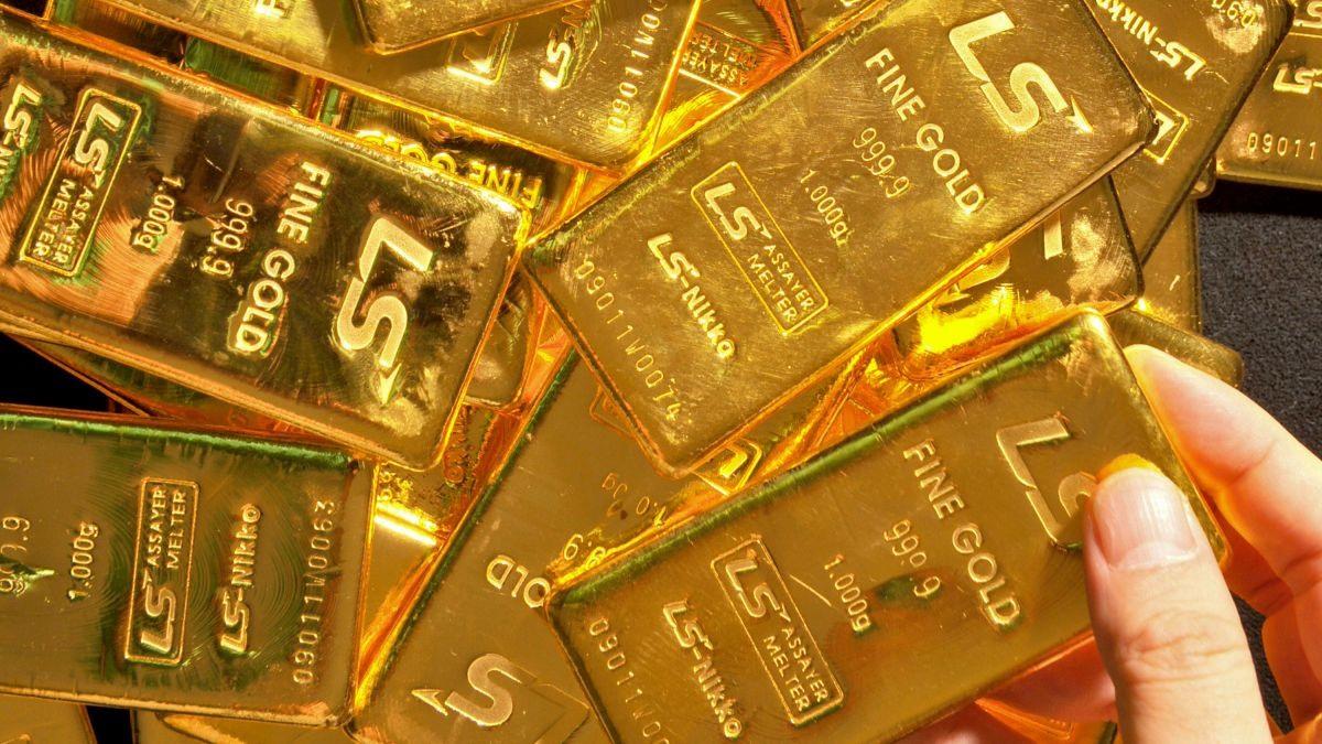 Giá vàng lấy lại mốc 1.500 USD/ounce, chấm dứt chuỗi giảm giá