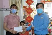 LL Qung Nam: H tr giáo viên t thc mt thu nhp do dch COVID-19