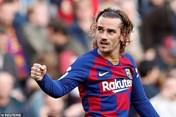 Barcelona rao bán Antoine Greizmann, M.U vào cuộc
