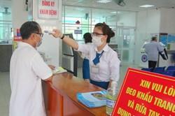 Dừng hoạt động thăm bệnh tại Bệnh viện Đà Nẵng